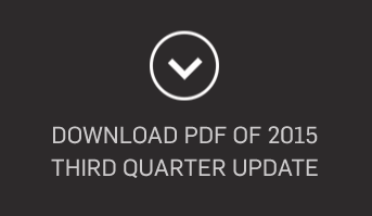 View 2015 3rd quarter update
